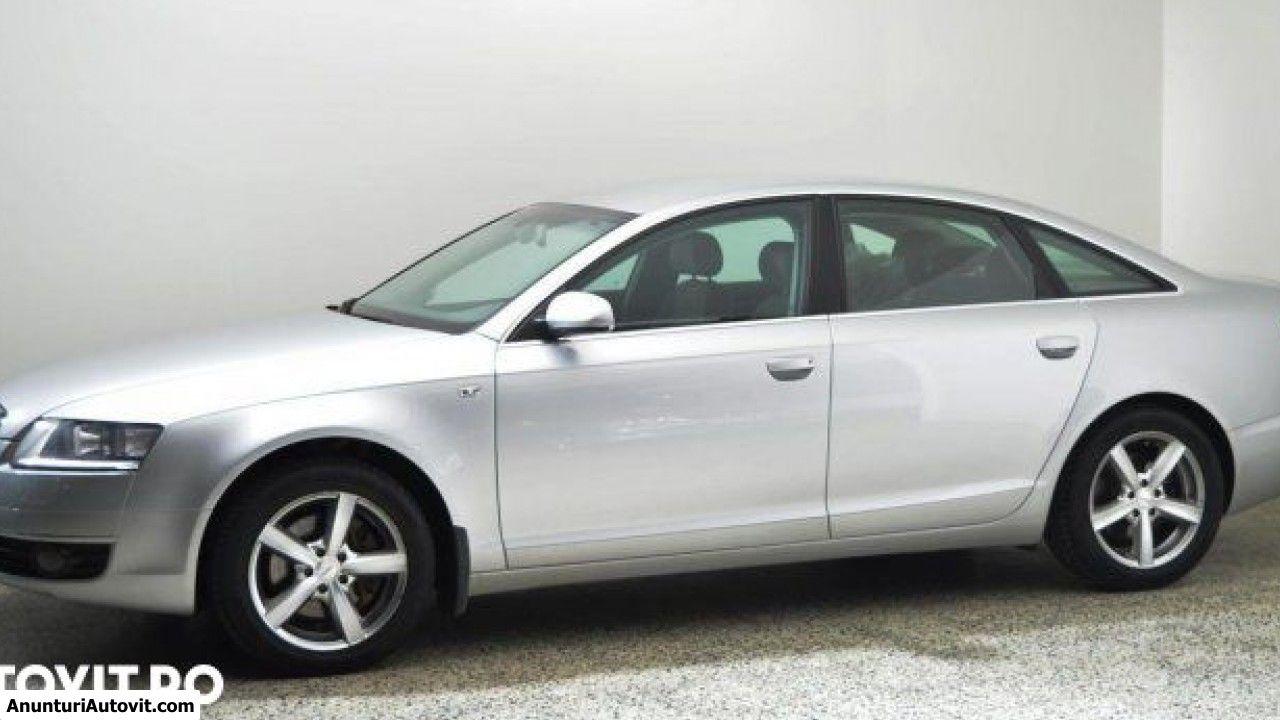 Proprietar, vand Audi A6 (Second hand); Diesel; Euro 4