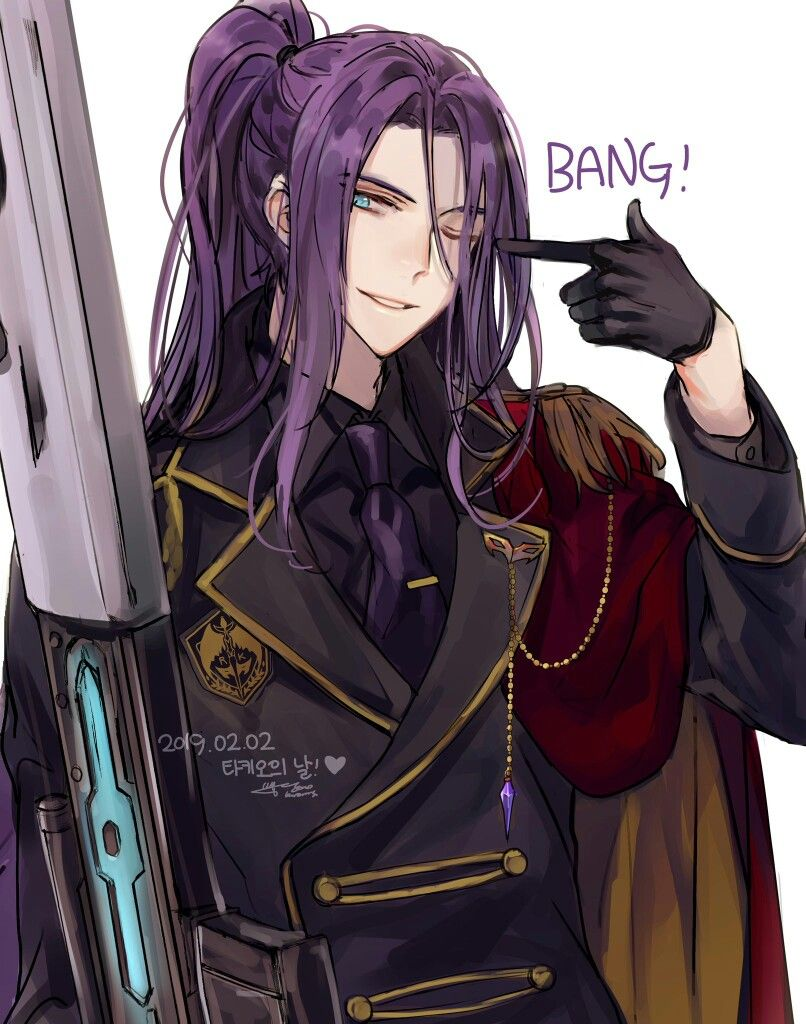 Pin By Yazmin On Noblesse Handsome Anime Guys Anime Guy Long Hair Anime Boy Long Hair