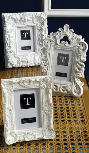 baroque frames LOVE!!!!!!! | For the Home | Pinterest | Bedrooms ...