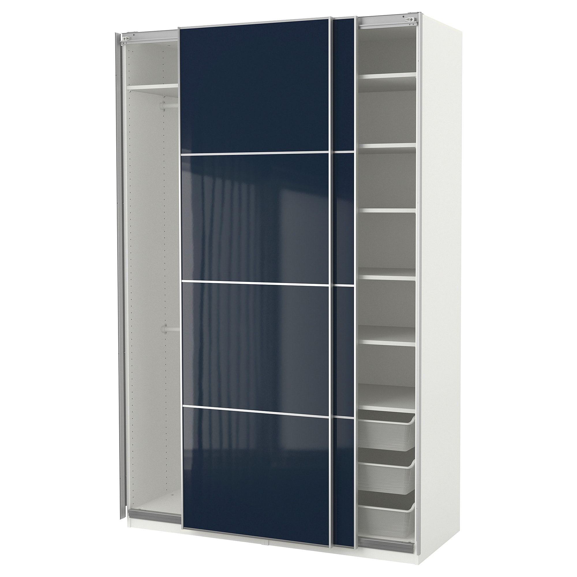 US Furniture and Home Furnishings Ikea wardrobe, Pax