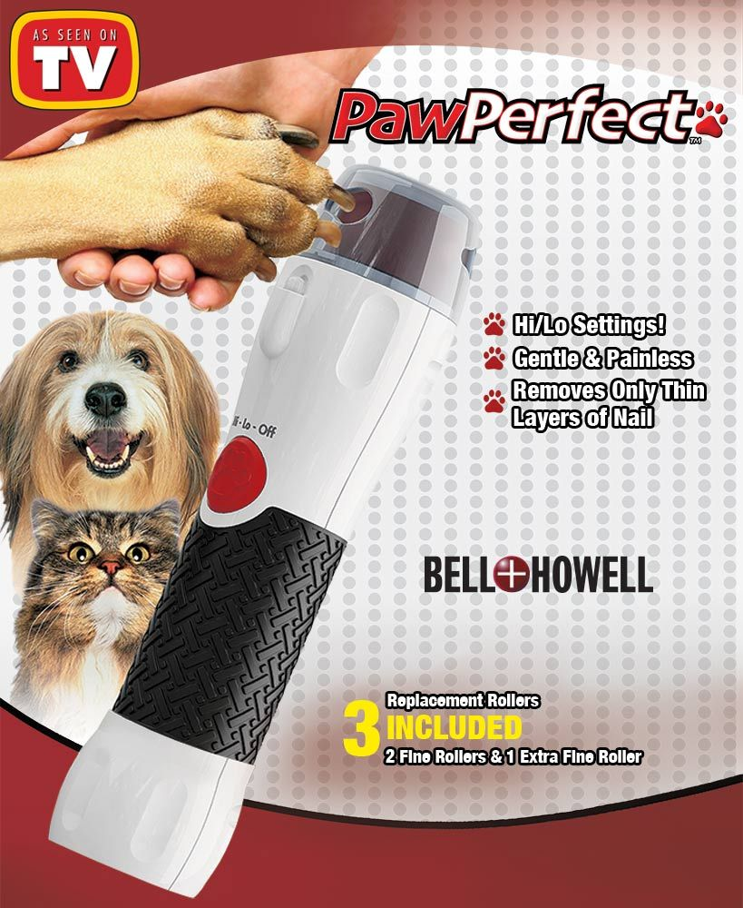 Pawperfect Nail Trimmer Dog Nails Nails At Home Pets
