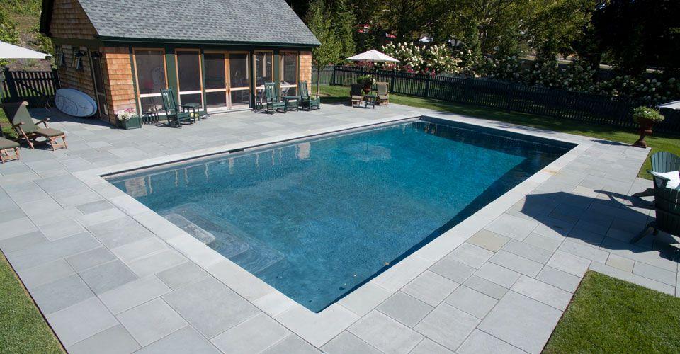 Gunite Pools Gallery - Northern Pool & Spa - ME, NH, MA