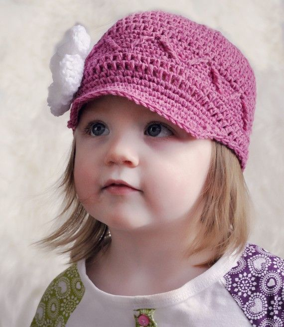 Pop Out Zig Zag Newsboy by SunsetCrochet | Sunset Family Living and ...