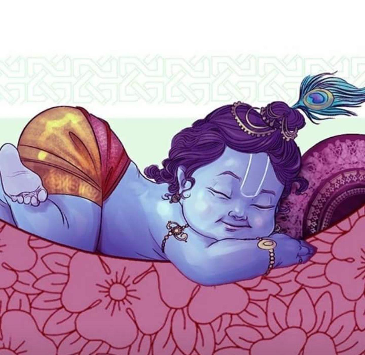 baby krishna radha krishna art krishna painting baby krishna radha krishna