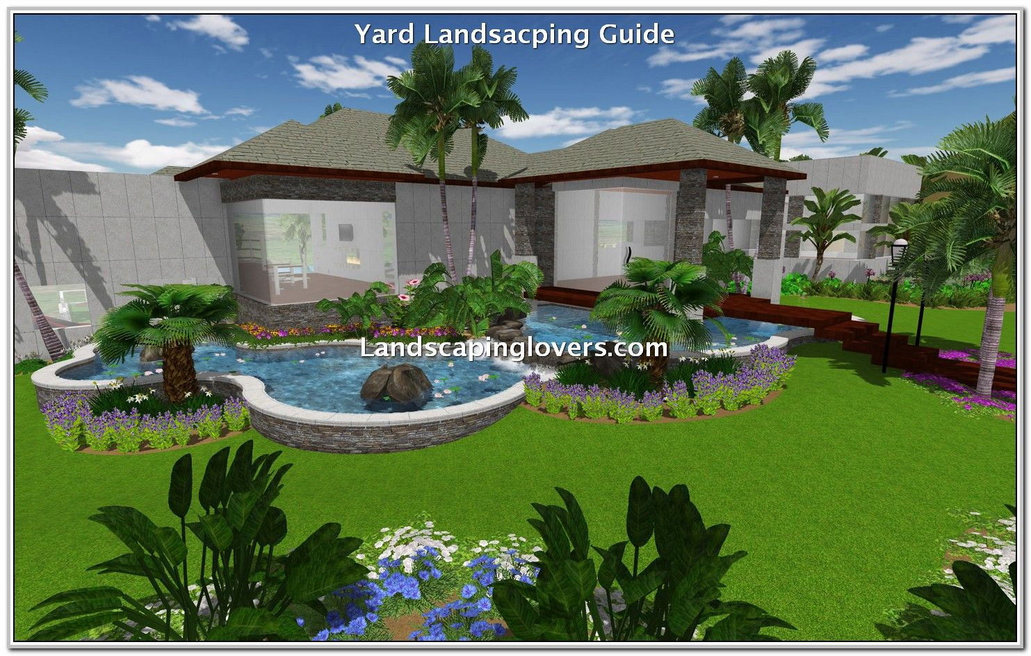 Is Landscaping Your New Found Hobby Landscape Design Software
