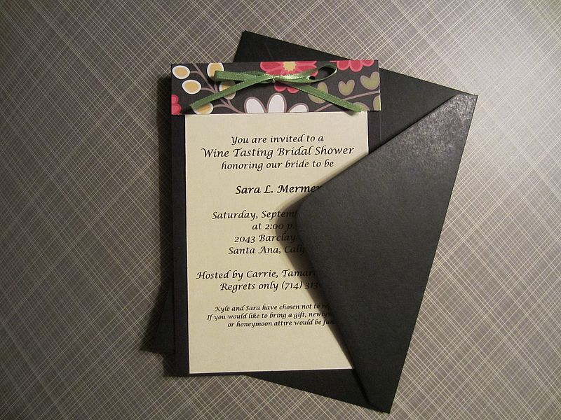 Cool 70+ Simple DIY Wedding Invitations Check more at http://lucky ...