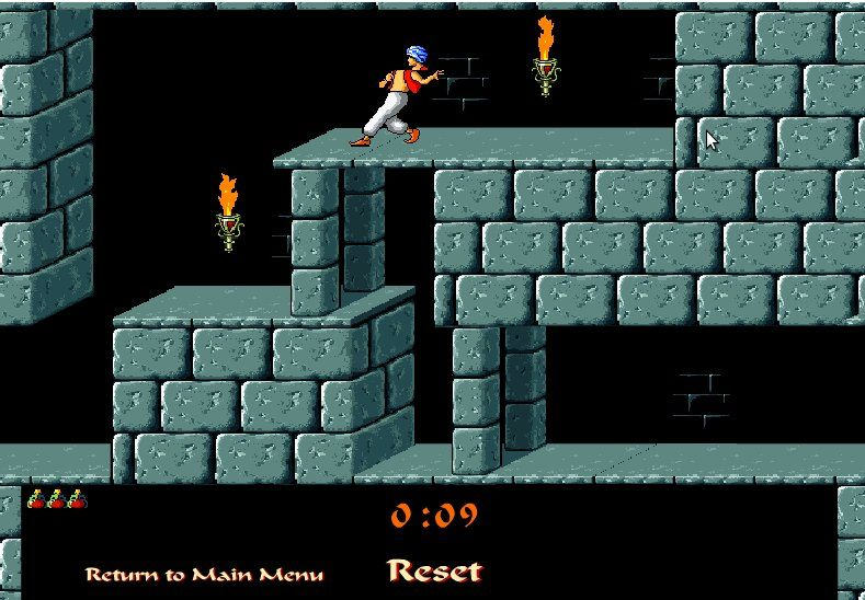 Prince Of Persia Free Classic Arcade Games Online Video Games Girls Prince Of Persia Arcade Games