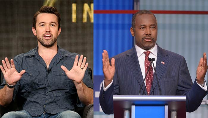 "Who Said It: Ben Carson or Mac From ""It's Always Sunny in Philadelphia""?"
