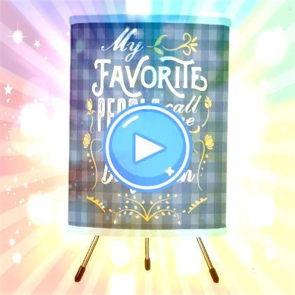 People Call Me Grandpa Blue Gingham Tripod Lamp Favorite People Call Me Grandpa Blue Gingham Tripod Lamp  Slide View 2 Caboodles OnTheGo Girl Makeup Case Were getting clo...