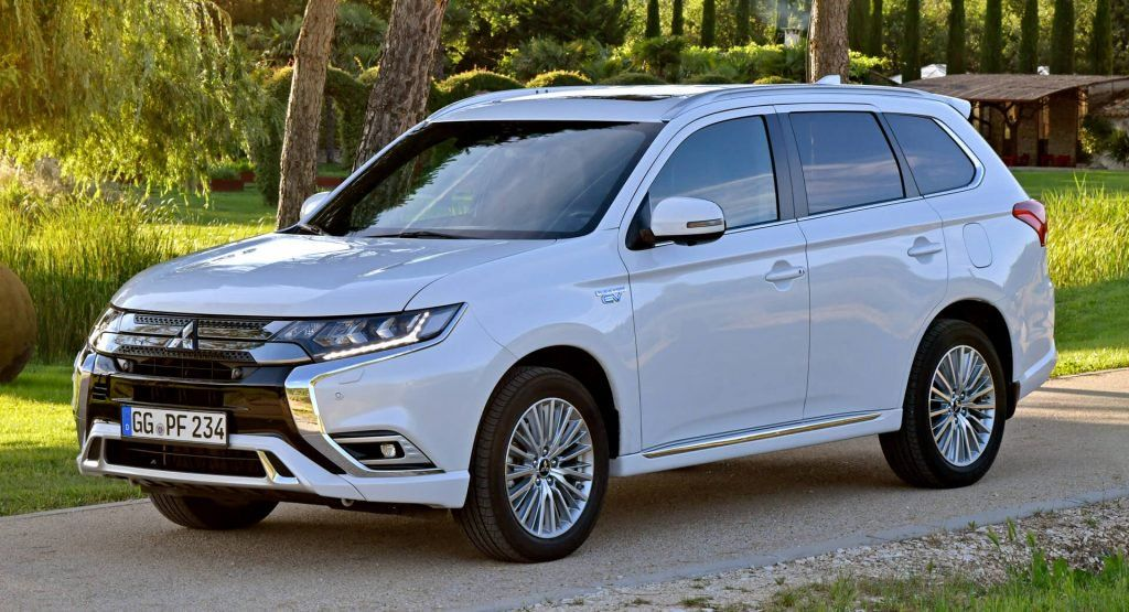 2019 Mitsubishi Outlander Phev Has More Power And Range Outlander Phev Outlander Car Mitsubishi