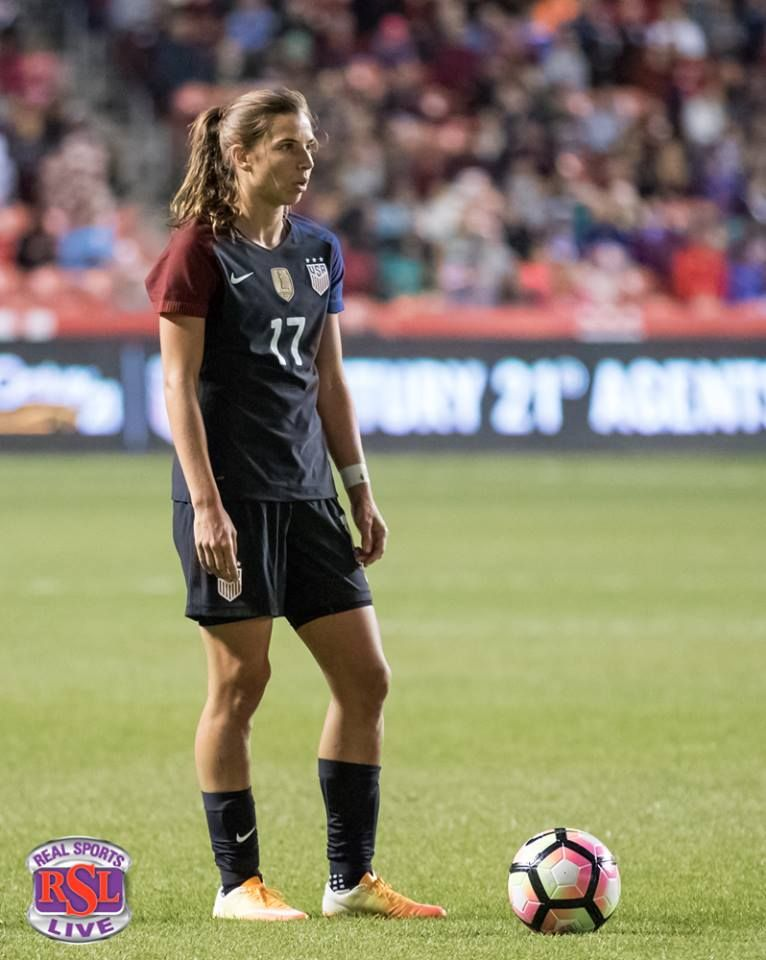 Tobin Heath || USAvSUI (10.19.2016)