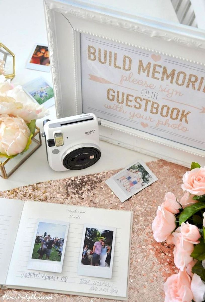 55 Unique Wedding Guest Book Ideas | Unique weddings, Weddings and ...