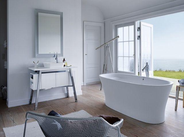 Duravit salle De Bain design blanc Bathroom / Salles de bains