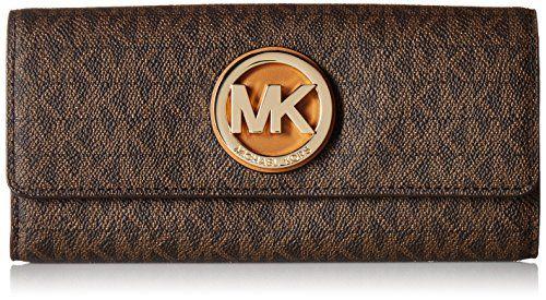 a77abf72a2c5 awesome MICHAEL Michael Kors Fulton Logo Carryall Wallet