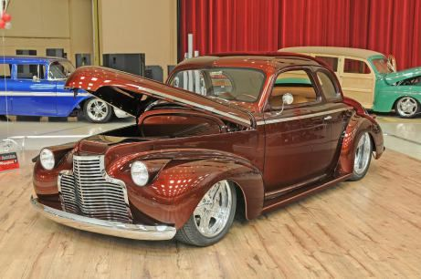 StarbirdDevlin Rod And Customs Charities Car Show Wichita Ks - Starbird car show wichita