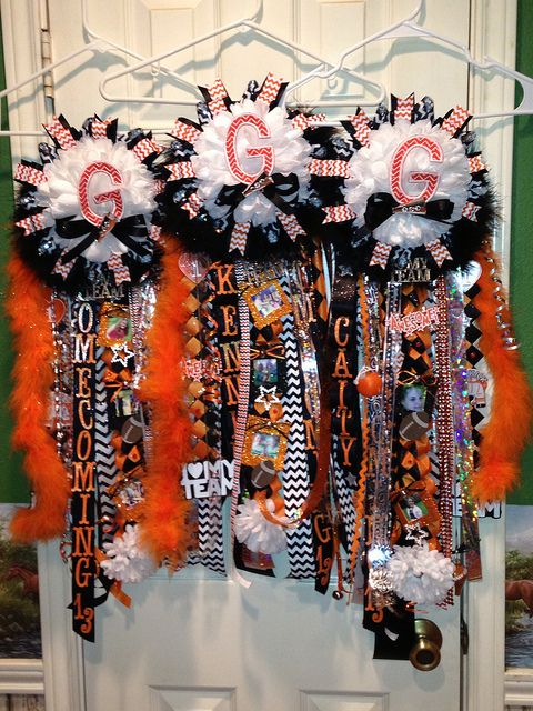 Homecoming Mums 2013