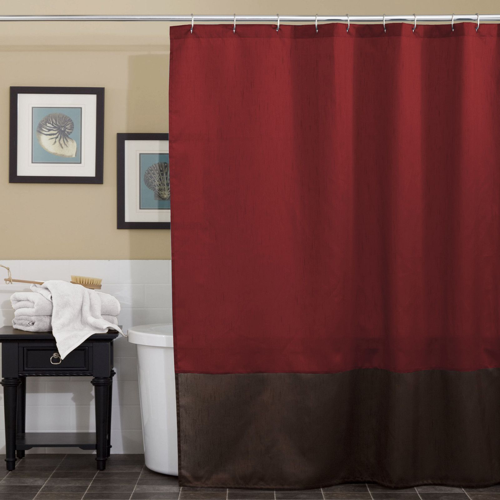 Prima Shower Curtain   Products   Pinterest   Products