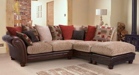 3 Seater Corner Sofa