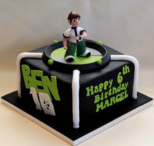 Ben 10 Cake, Ben 10