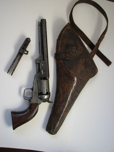 Crimean War british firepower Victorian Wars Forum • Handguns: Colt model 1851 Navy revolver