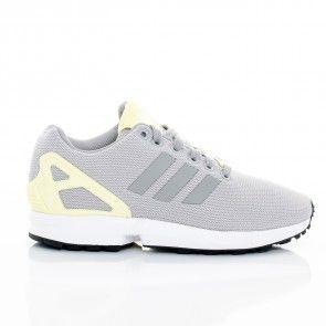 Tenisky Adidas Originals ZX Flux W Mgh Solid Grey Yellow