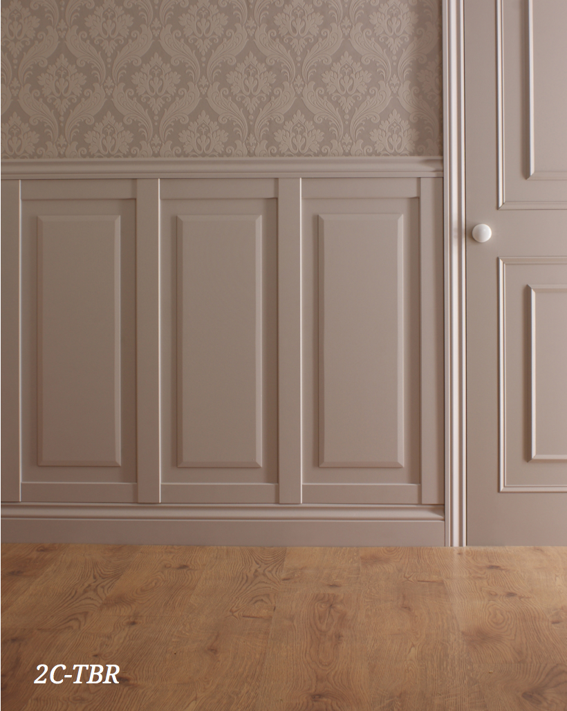 Raised Wall Panels Raised Panel Walls White Wooden Doors