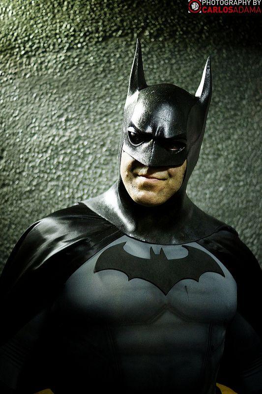 #Cosplay: #Batman by Justin Acharacter