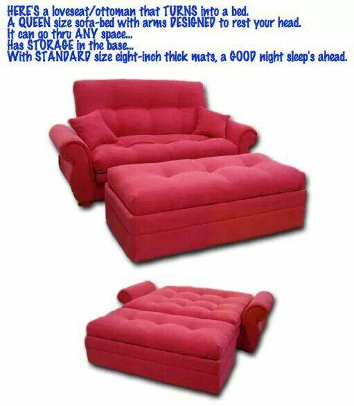 Lofa Sofa Queen Size Futon