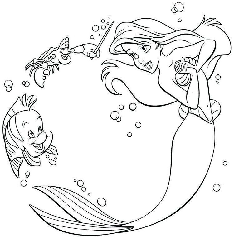 Ariel Coloring Pages Pdf Mermaid Coloring Book Ariel Coloring Pages Mermaid Coloring Pages