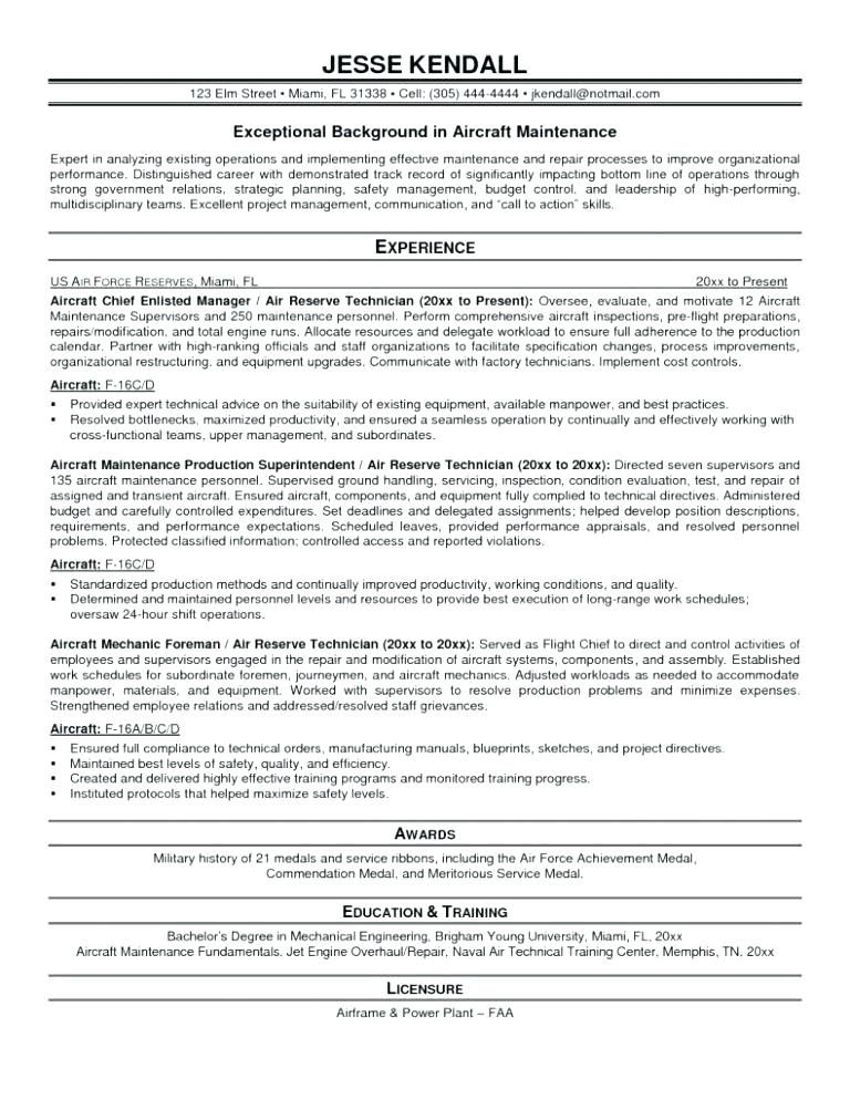 77 Cool Photos Of Resume Samples Aircraft Maintenance Engineer Check More At Https Www Ourpetscrawley Com 77 Cool Photos Of Resume Samples Aircraft Maintenanc