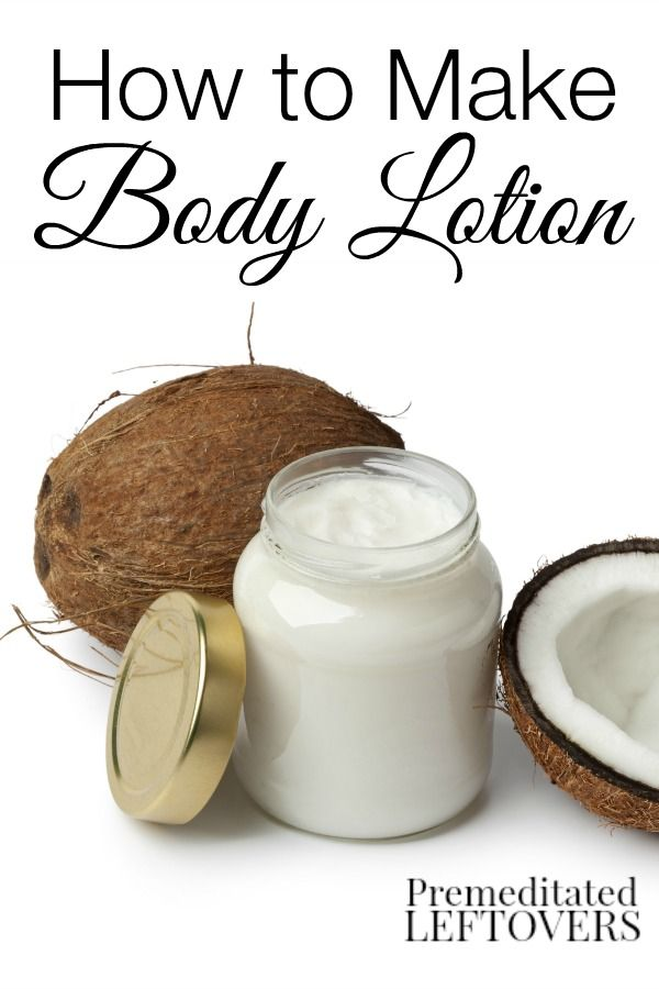 How To Make Your Own Body Lotion Homemade Body Lotion Diy Body Lotion Homemade Lotion