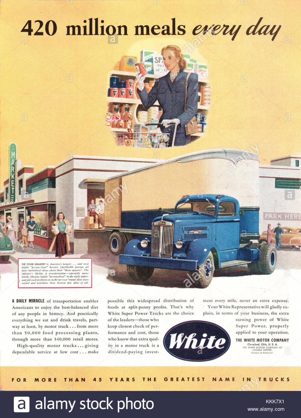 Pin On White Motor Company