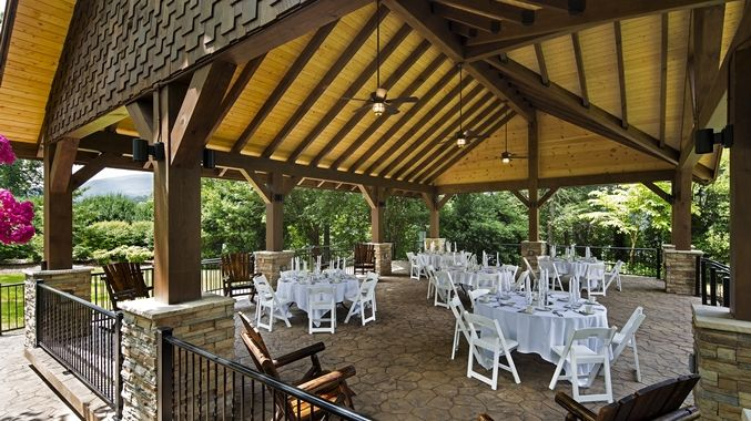 The Park Vista A Doubletree By Hilton Hotel Gatlinburg Tn Outdoor Weddings And Events