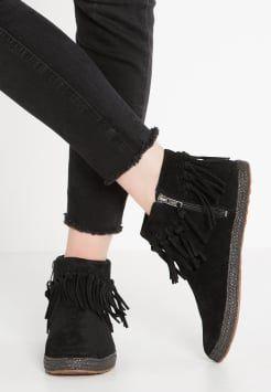 7e3a7cfb711 UGG - SHENENDOAH - Boots à talons - black