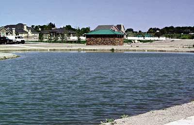 Willow Pond Utah