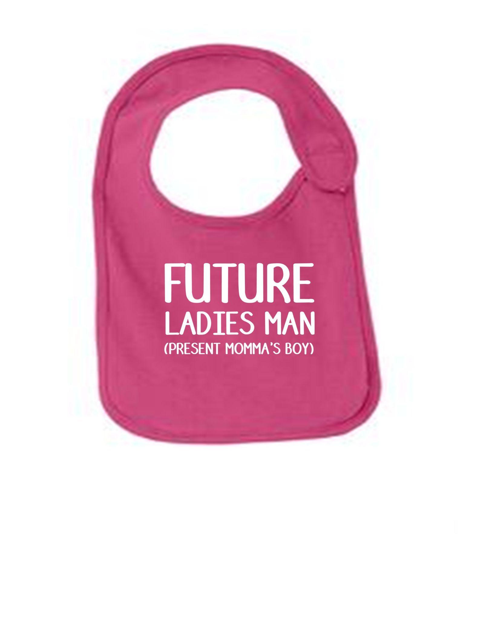 Future Ladies Man Bib