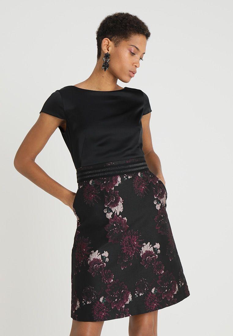 offizieller Shop 100% echt Straßenpreis Cocktailkleid/festliches Kleid - grey/black @ Zalando.at ...