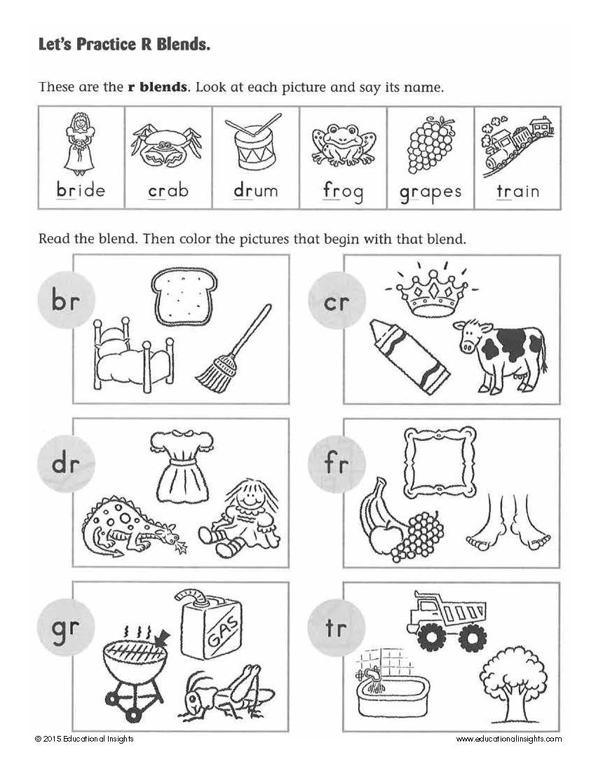 This Summer Play Your Way To School Readiness Simple Tips To Get Kids Ready For Kindergarten Blends Worksheets Kindergarten Phonics Worksheets Phonics Worksheets [ 1100 x 850 Pixel ]