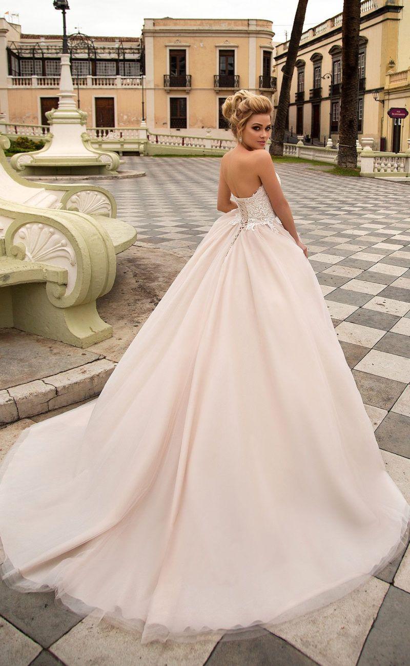 5ce33bb2268 Свадебное платье Naviblue Bridal LOLITA-17008 ▷ Свадебный Торговый Центр  Вега в Москве