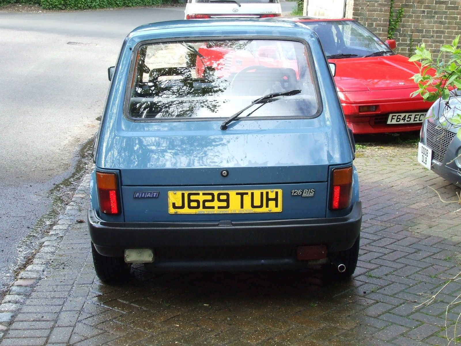 Fiat 126 Bis With Images Fiat 126 Fiat European Cars