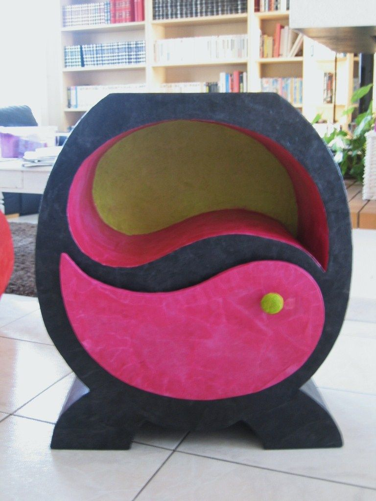 actualit s fabriquez vos meubles en carton femme2decotv cardboard pinterest. Black Bedroom Furniture Sets. Home Design Ideas