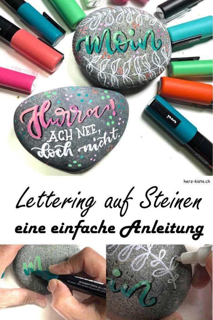 Letter Lovers: schlichtbunt.de zu im Lettering Interview