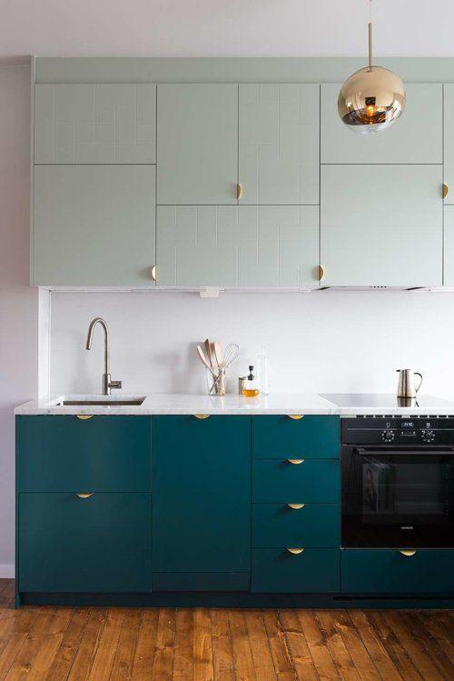 W Polsce Sie Nie Da 21 Zlote Uchwyty Do Mebli House Loves Stylish Kitchen Modern Kitchen Design Modern Kitchen