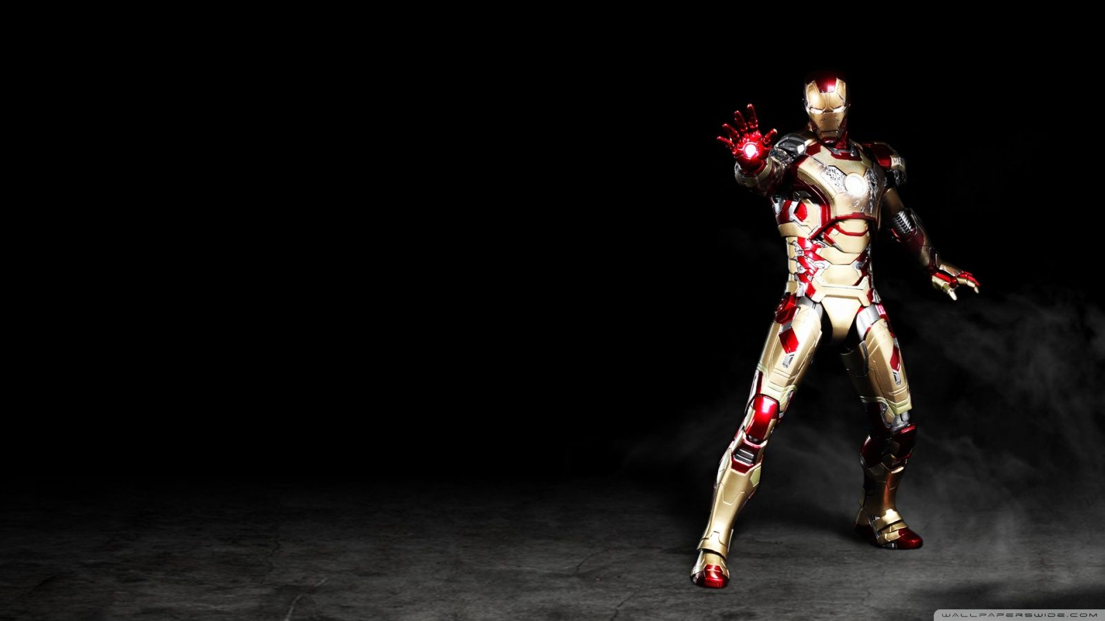 Iron Man 3 Mark 42 Wallpaper Hd HD Desktop High Definition