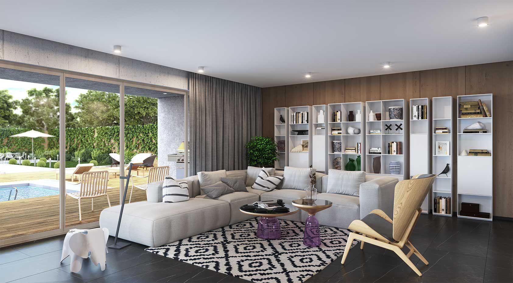 Das Wohnzimmer – Ideen und Beispiele für Ihre Einrichtung