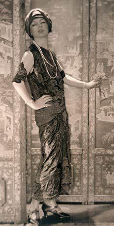Cartier's  Jeanne Toussaint in 1920.