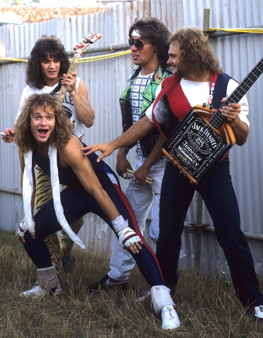 Van Halen (Band) | Van halen, Eddie van halen, Alex van halen