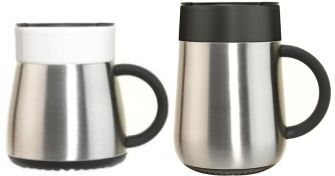 The Contigo Ceramic Ava And Anna Mugs Marry Comfort Of A Mug With Performance Stainless Thermal Great Desk
