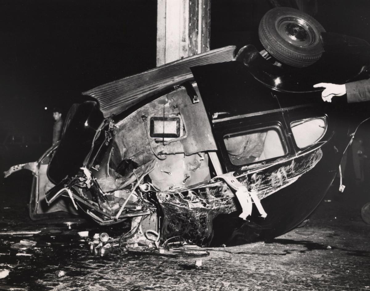 Leimert Park Car Accident