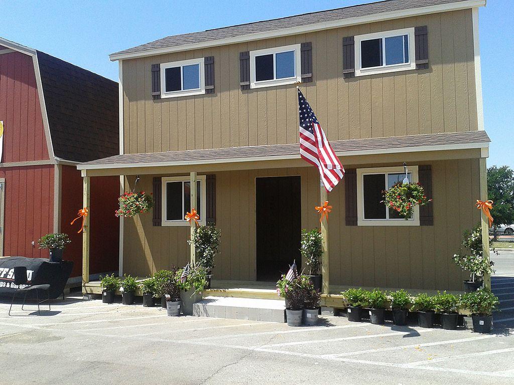 Sundance Tr 1600 Shed Homes Tuff Shed Tiny House Design
